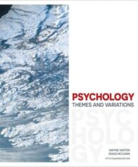 Test Bank for Psychology Themes and Variations 5th Canadian by Weiten
