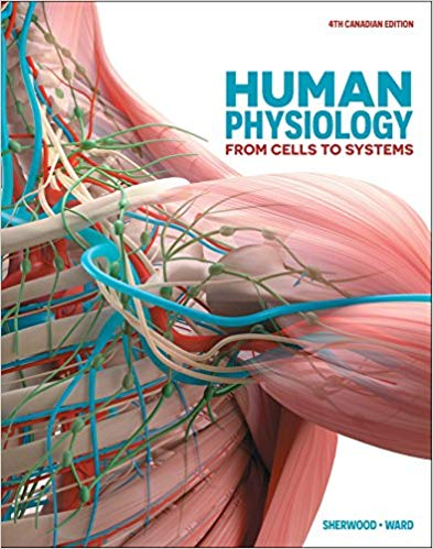 Test Bank for Human Physiology From Cells to Systems 4th Canadian by Sherwood