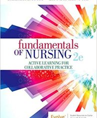 Test Bank for Fundamentals of Nursing Active Learning for Collaborative Practice 2nd by Yoost