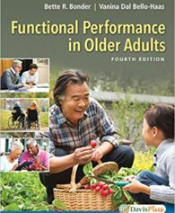 Test Bank for Functional Performance in Older Adults 4th by Bonder