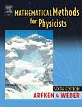 Solutions Manual to accompany Mathematical Methods for Physicists 6th edition 9780120598762
