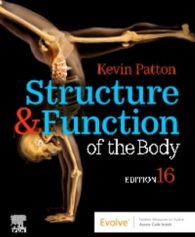 Test Bank for Structure and Function of the Body, 16th Edition, Kevin T. Patton, ISBN: 9780323597791