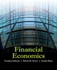 Solution manual for Financial Economics Fabozzi Neave Zhou 1st edition