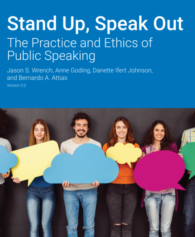 Test Bank for Stand Up, Speak Out Version 2.0 by Wrench