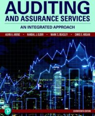Test Bank for Auditing and Assurance Services 17th by Arens