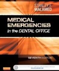 Test Bank for Medical Emergencies in the Dental Office, 7th Edition, Stanley F. Malamed, ISBN: 9780323322690, ISBN: 9780323171236, ISBN: 9780323171229