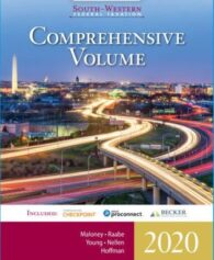 Test Bank for South-Western Federal Taxation 2020: Comprehensive, 43rd Edition, David M. Maloney, ISBN-10: 0357109147, ISBN-13: 9780357109144