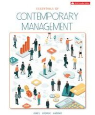Test Bank for Essentials of Contemporary Management 6th Canadian Edition by Jones