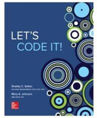 Test Bank for Let's Code It 1st Edition By Safian