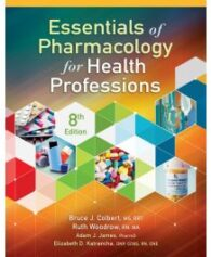 Test Bank for Essentials of Pharmacology for Health Professions 8th Edition by Colbert