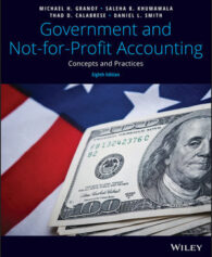 Test Bank for Government and Not-for-Profit Accounting 8th by Granof