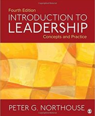 Test Bank for Introduction to Leadership: Concepts and Practice Fourth Edition