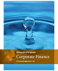 Test Bank For Corporate Finance: A Focused Approach 6th Edition