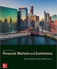 Solution Manual for Financial Markets and Institutions 7th edition by Saunders