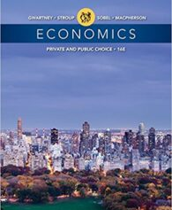 Test Bank for Economics: Private and Public Choice, 16th Edition, William A. McEachern, ISBN-10: 1305506723, ISBN-13: 9781305506725