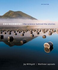 Test Bank for Environment: The Science Behind the Stories, 6th Edition, Jay H. Withgott, Matthew Laposata, ISBN-10: 0134145933, ISBN-13: 9780134145938