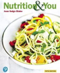 Test Bank for Nutrition and You 5th Edition Blake ISBN-10: 0135205859, ISBN-13: 9780135205853