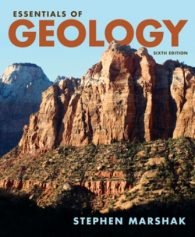 Test Bank for Essentials of Geology, 6th Edition, Stephen Marshak, ISBN: 9780393667523