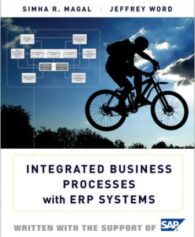 Test Bank for Integrated Business Processes with ERP Systems, by Simha R. Magal, Jeffrey Word, ISBN 9780470478448