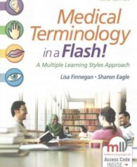 Test Bank for Medical Terminology in a Flash! 3rd by Finnegan
