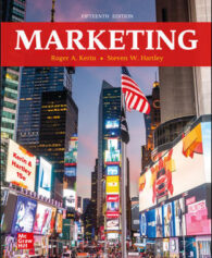 Test Bank for Marketing, 15th Edition, Roger Kerin, Steven Hartley, ISBN10: 1260260364, ISBN13: 9781260260366