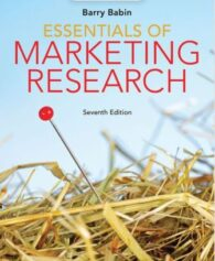 Test Bank for Essentials of Marketing Research, 7th Edition, Barry J. Babin, ISBN-10: 1337693669, ISBN-13: 9781337693660