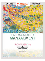 Solution manual for Griffin's Fundamentals of Management 9th Edition by Griffin