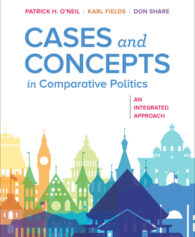 Test Bank for Cases and Concepts in Comparative Politics An Integrated Approach, 1st Edition, Patrick H O'Neil, Karl J Fields, Don Share, ISBN: 9780393631326, ISBN: 9780393631364, ISBN: 9780393631319, ISBN: 9780393631302