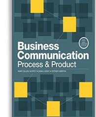 Test Bank for Business Communication Process & Product Brief 6th Brief Edition by Guffey