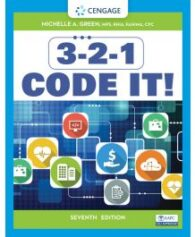Test Bank for 3 2 1 Code It! 7th Edition by Green