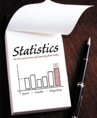 Test Bank for Statistics: The Art and Science of Learning from Data, 4th Edition, Alan Agresti, ISBN-10: 0321997832, ISBN-13: 9780321997838
