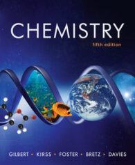 Solution Manual for Chemistry The Science in Context, 5th edition, Thomas R Gilbert, Rein V Kirss, Natalie Foster, Stacey Lowery Bretz, Geoffrey Davies, ISBN-10: 0393615154, ISBN-13: 9780393615159