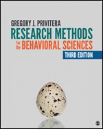 Test Bank for Research Methods for the Behavioral Sciences, 3rd Edition, Gregory J. Privitera, ISBN: 9781544309828, ISBN: 9781544309811, ISBN: 9781544371016, ISBN: 9781544371009