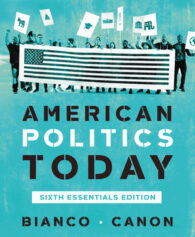 Test Bank for American Politics Today Essentials, 6th Edition, William T Bianco, David T Canon, ISBN: 9780393696080