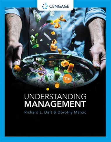 Solution Manual for Understanding Management 11th Edition