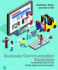 Test Bank For Business Communication Essentials: Fundamental Skills for the Mobile-Digital-Social Workplace (8th Edition) (What's New in Business Communication) 8th Edition