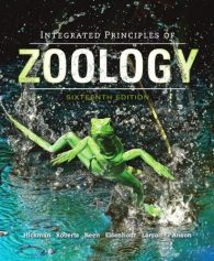 Test Bank Integrated Principles of Zoology 16th Edition Hickman Keen Larson Roberts