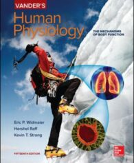 Solution Manual for Vander's Human Physiology, 15th Edition, Eric Widmaier and Hershel Raff and Kevin Strang ISBN10: 1259903885 ISBN13: 9781259903885