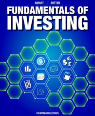 Test Bank for Fundamentals of Investing 14th by Smart