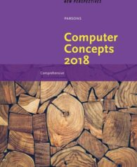 Test Bank for New Perspectives on Computer Concepts 2018: Comprehensive, 20th Edition, June Jamrich Parsons, ISBN-10: 1305951492, ISBN-13: 9781305951495