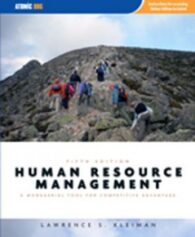 Test Bank for Human Resource Management A Managerial Tool for Competitive Advantage, 5th Edition: Kleiman