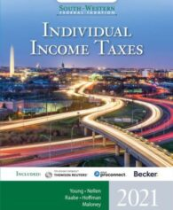 Solution Manual for South-Western Federal Taxation 2021: Individual Income Taxes, 44th Edition, James C. Young, Annette Nellen, William A. Raabe, William H. Hoffman, Jr., David M. Maloney, ISBN-10: 0357359534, ISBN-13: 9780357359532