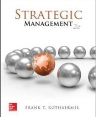 Strategic Management Concepts and Cases Rothaermel 2nd Edition Test Bank